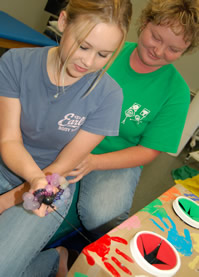 Occupational Therapy Assistant (OTA) majors for college